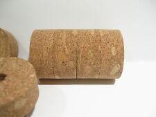 """Cork Rings 12 Natural Burl1 1/4 X 1/2 X 1/4"""""""
