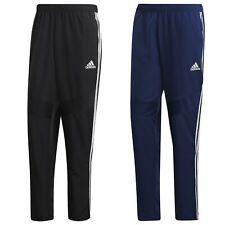 adidas Jogginghose Sporthose Trainingshose Herren Männer 3 Streifen schwarz
