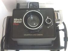Nice Used Polaroid Minute Maker Plus Colorpack Land Camera