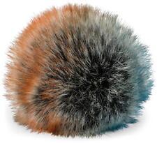 styleBREAKER Pompon en fausse fourrure pour bonnets, fourrure synthétique