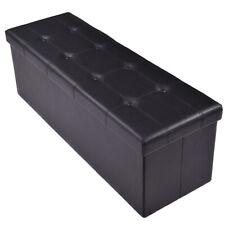 Sitzbox Sitzhocker Sitzwürfel Sitzkasten Aufbewahrungsbox Klapphocker Faltbar