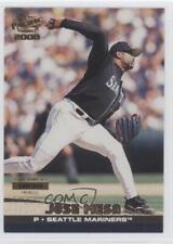2000 Pacific Gold #400 Jose Mesa Seattle Mariners Baseball Card