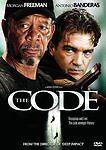 The Code (DVD, 2009, Canadian) Brand New Morgan Freeman