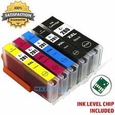 PGI-280XXL CLI-281XXL Ink Cartridges for Canon PIXMA TS6120 TS6220 TS8120 TR7520