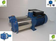 Elettropompa MULTIGIRANTE pompa autoclave autoadescante AG 4 HP 1,5 SILENZIOSA