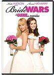 Bride Wars (DVD, 2009, Canadian)