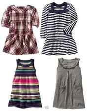 NEW Gap kid baby girl tunic jumper dress prep school fall bryant park jewel 4 5