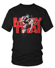 Muay Thai T-shirt FIGHT MAGLIETTA REGALO NUOVO MMA BOXE STREETFIGHT Fighter SPORT