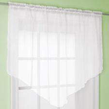 zipfelgardine Pasaje de la barra Visillo cortina de ventana Cortina 140x100 cm