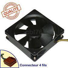 Ventilateur AVC DS09225R12HP024 DC12V-0.41A 92x92x25MM FAN cable 4 fils 15CM