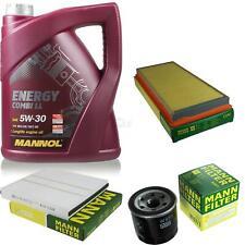 cambio aceite Kit 5l Mannol Energía Combi LL 5w-30 Mann SM Servicio 10043729