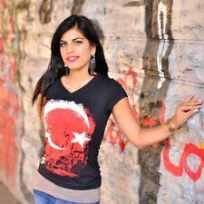 zoonamo T-shirt femmes türquie Türkiye 100 NOUVEAUX % coton Ankara Istanbul