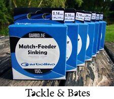 Garbalino Match Feeder Sinking Line 7 Diameter Options Match Pole Coarse Fishing