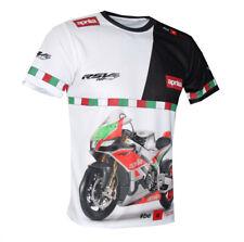 Aprilia Racing - All Over Sublimation Print  T-shirt  / RSV4 RF