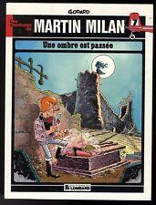 MARTIN MILAN T7   UNE  OMBRE EST PASSEE    GODARD    EO