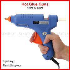 Hot Glue Gun Melt Guns Craft Sticks Cord Mini Large Scrapbooking 10W 40W AU Plug