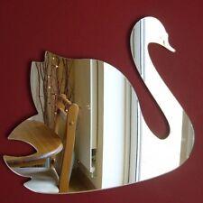 SwanAcrylic Specchio (Varie Taglie Disponibili)