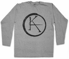 KA Logo Manches Longues T-shirt de la sombre The dark sign tour GAN Destiny Fate Tour