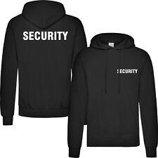 Felpa Con Cappuccio top qualità top vestibilà SECURITY sicurezza