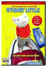 Stuart Little [DVD] [2000], New DVD, Bruno Kirby, David Alan Grier, Jim Doughan,