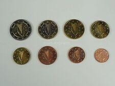 *** EURO KMS IRLAND bankfrisch Kursmünzensatz Auswahl aus diversen Jahren !!!