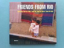FRIENDS FROM RIO (MARCOS VALLE, CELIA VAZ, RAUL DE SOUZA)- RARO CD IRMA RECORDS