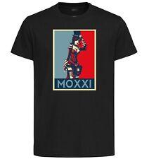 T-Shirt Black - Propaganda Borderlands - Moxxi Type B