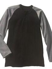 Rasco FR  Henley Two Tone Long sleeve T-Shirts