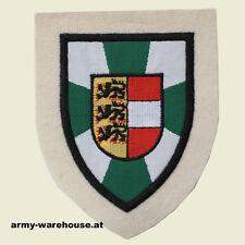 """österr. Bundesheer Abzeichen """"Militärkommando Kärnten"""" für A-Garnitur, weiß, ÖBH"""