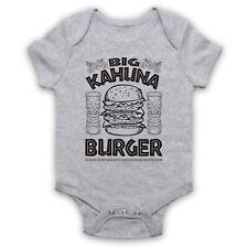 BIG KAHUNA BURGER PULP FICTION UNOFFICIAL TARANTINO BABY GROW BABYGROW GIFT