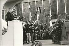 Hommage à Louis ARAGON 1982 - Parti Communiste Pierre Mauroy