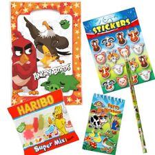Angry Birds temático prellenados Bolsa Fiesta - Dulces Pegatinas DETALLES