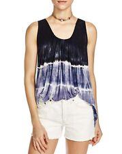NWT Free People Sebastian Tie-Dye Top Retail $78