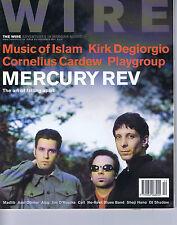 MERCURY REV / CORNELIUS CARDEW / MUSIC OF ISLAMWire Magazine214December2001