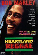 Bob Marley: Heartland Reggae (DVD, 2001) Brand New Factory Sealed