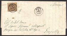STATO PONTIFICIO 1852 - 3 Baj n.4 SPL, ROMA X UMBRIA € 225