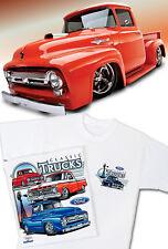 Ford Classic Trucks T-Shirt : F-100 pickup truck 1953 1954 1955 1956 1965 1966