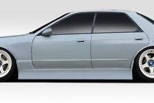 Duraflex R32 4dr V-speed Side Skirts Body Kit 2 Pc For Nissan Skyline