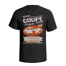 MASERATI GRAN TURISMO Coupe 2007 Retrò Stile Da Uomo Auto T-shirt