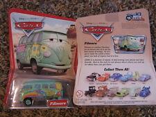 DISNEY PIXAR CARS FILLMORE ORIGINAL DESERT SERIES A29 /12 CARD/2L FRONT/ 1L REAR