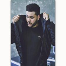 W578 20x30 24x36 Silk Poster The Weeknd Trilogy Rap Music Star Custom Art Print