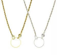 John Wind Jewelry Necklace Eyeglass Holder Charm Chain