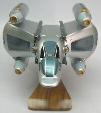 Gunstar Starfighter Fictional Spacecraft Desktop Wood Model Big New