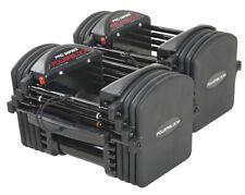Manubri regolabili a selettore Powerblock da 2 a 22,5 kg