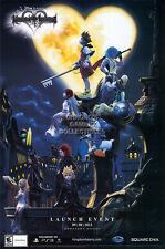 RGC Huge Poster - Kingdom Hearts Original PS2 PS3 Nintendo DS - EXT677