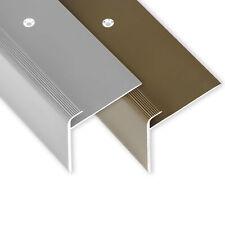 Treppenkantenprofil F-Form Treppenkanten Treppenprofil Treppenwinkel Schiene