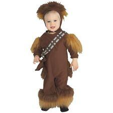 Chewbacca Costume Baby Toddler Star Wars Halloween Fancy Dress