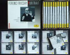 Ferenc Fricsay Bartok Beethoven Brahms egK Kodaly 11cd Boris Blacher da un