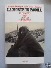 DEROGY GURGAND MORTE IN FACCIA RIZZOLI EDIT 1975