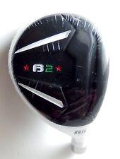 New Men's B2 Hybrid R/H + Graphite Shaft Installed, U Pick Loft and Flex